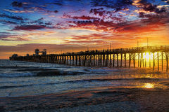 sunset-oceanside-pier-southern-california-colorfully-cloudy-49071584.jpg